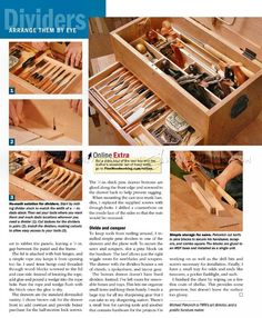 Tool Chest Plans - Workshop Solutions