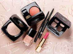 Printemps Precieux de Chanel - One of my favourite color beauty collections for this spring