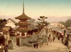 100年前の京都