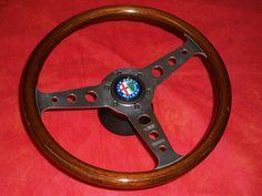 Momo steering wheel Super Indy for Alfa Romeo 1962 - 1973