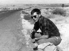 Hunter S. Thompson - crazy but love his writing