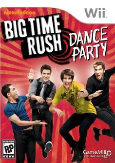 Big Time Rush: Dance Party - Nintendo Wii, http://www.amazon.com/dp/B00847PA74/ref=cm_sw_r_pi_awd_c-Husb15VY77Z