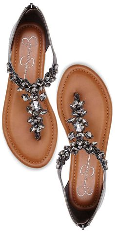 Jeweled Summer Sandals ❤︎