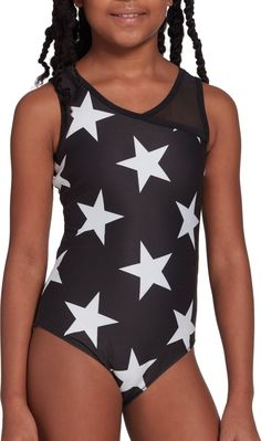 Size Medium Sleeveless Leotard  Vintage 90s Light Gray Sports Bodysuit   Swimsuit  Tank Top