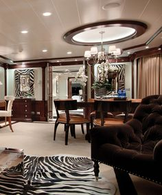 Take a look inside the most amazing suites aboard luxury cruise ships like Oceania Cruises, Celebrity Cruises, Regent Seven Seas, Seabourn and more.