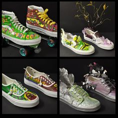 36 Best Van's Custom Culture images | Vans shoes, Vans