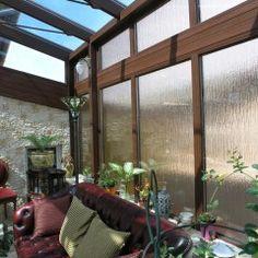 Conservatory, Windows, Room, Furniture, Home Decor, Bedroom, Decoration Home, Room Decor, Winter Garden