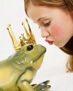 I had to kiss a lot of frogs before I found my prince.  I'm very happy and it was worth finding the right one, and not settling for just any old frog.