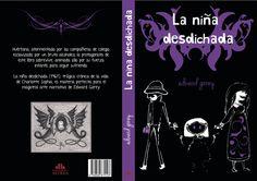 Book cover by Alba Del Castillo, via Behance