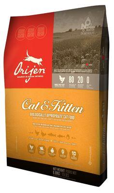 Cat & Kitten |  ORIJEN