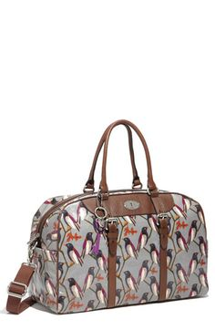 Fossil Vintage Key Per Coated Canvas Duffle Bag 129 24 Www Nordstrom