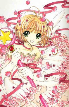 桜 Sakura:カードキャプターさくら Cardcaptor Sakura - CLAMP