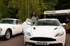 Serena Williams named as Aston MartinChief Sporting Officer - http://www.nollywoodfreaks.com/serena-williams-named-as-aston-martin-chief-sporting-officer/