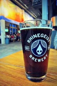 Rhinegeist Brewery is a very unique setting in which to grab a few beers. Located in Over The Rhine, just steps away from Findlay Market, this brewery was built inside a building that used to house a Moerlein Bottling Plant (built in Findlay Market, Unique Settings, Staycation, Cincinnati, Brewery, Bourbon, Ohio, Places To Go, Fun Things