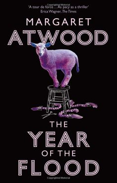 The Year of the Flood: Margaret Atwood: finished 2011. Liked it