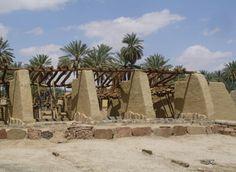 Mesopotamia Irrigation System Model | Mesopotamia+irrigation+system+model
