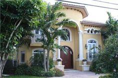 These Mediterranean HousePlans, Luxury Home Plans, Beachfront Floor Plans, Coastal House Design, Spanish Style Plans, Concrete Block/ICF Design homes are beautiful.