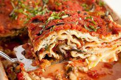 ~~Vegan Lasagna~~