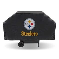 NFL Pittsburgh Steelers Barbecue Grill Cover – 460 Sports
