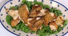 دجاج بالليمون فى الفرن