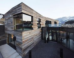 wood siding in architecture | Share