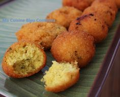 Bonbons Piment- Ile de la Réunion Vegetarian Ketogenic Diet, Vegetarian Recipes, Cooking Recipes, Mauritian Food, Around The World Food, Creole Recipes, Exotic Food, Dinner Is Served, Some Recipe
