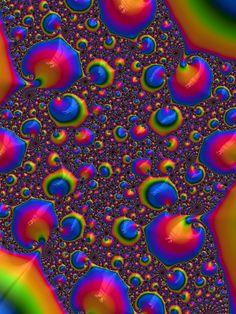 S o l a r energy H a r v e s t P o w e r of the S… Colorful Wallpaper, Wallpaper Backgrounds, Wallpapers, Fractal Design, Fractal Art, Fractal Geometry, Psychedelic Colors, World Of Color, Op Art