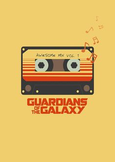Guardians of the Galaxy. The music is the best part!Groot is awesome too. Gardians Of The Galaxy, Marvel Comics, Marvel Avengers, Hooked On A Feeling, Marvel Wallpaper, Galaxy Wallpaper, Minimalist Poster, Marvel Cinematic Universe, Comic Art