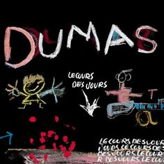 """Dumas - Le Cours Des Jours (2003). Another '03 record that is my winter staple. """"J'erre"""" truly is the sound of Montreal winter."""