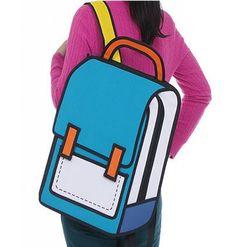 Broke 'n' Runway — 2D Bags