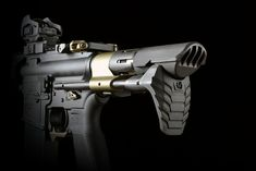 Airsoft hub is a social network that connects people with a passion for airsoft. Talk about the latest airsoft guns, tactical gear or simply share with others on this network Weapons Guns, Guns And Ammo, Ar Pistol Build, Ar15 Pistol, Ar Build, Survival Rifle, Rifle Accessories, Night Sights, Assault Rifle