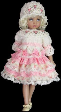 Effner doll handmade clothes