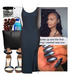 """"""""""" by l-ondonbridge ❤ liked on Polyvore featuring Bobbi Brown Cosmetics, Michael Kors, Gianvito Rossi and Topshop"""