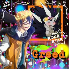 Greed/Lawless/Hyde from Servamp