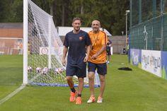 Roma parla Totti: E il mio ultimo anno voglio alzare un trofeo
