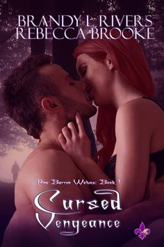 #paranormal shifters #romance Cursed Vengeance @BrandyLRivers & @RebeccaBrooke6 @BeauCoupLLC