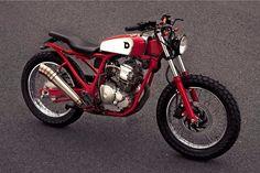 Yamaha 225 Scorpio by Deus