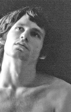 Jim Morrison: What a talent. Lost. He still haunts some of us.