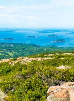 Fabulous Bar Harbor, Maine on ASpicyPerspective.com #travel