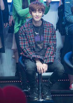 170422 Lotte Duty Free fanmeeting  #Chanyeol #EXO