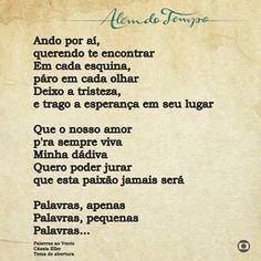 Palavras Ao Vento - Cássia Eller (Composição: Marisa Monte/Moraes Moreira)