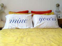 pillowcas, wedding ideas, gift ideas, wedding banners, garland, wedding presents, pillows, wedding bride, wedding gifts