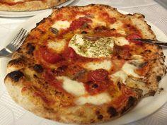 La pizza più buona d'Italia ? Pizzeria Tric Trac  Legnano