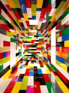 colorful colors art By Brazilian artist and photographer Valentino Fialdini. Click to learn more...