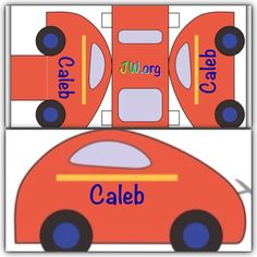 Hey Parents! Want to help the kids make Caleb's car? It is as easy as print, cut out, and put together. To begin go to: JW.org >> Children >> Become Jehovah's Friend >> Activity >> Make Caleb's Car.   Have fun! Make one for them & one for you.
