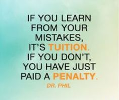 Your choice. Learn or be a perpetual victim. Victim Mentality, Learn From Your Mistakes, Learning, Studying, Teaching, Onderwijs