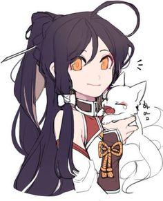 Anime Oc, Chica Anime Manga, Kawaii Anime, Cute Characters, Fantasy Characters, Anime Characters, Character Concept, Character Art, Character Design