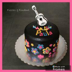 Disney Coco cake by Fiestas & Fondant