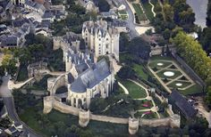 Château de Montreuil-Bellay, Montreuil-Bellay, France