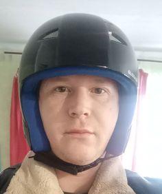 По регламенту Импульса нужен шлем.